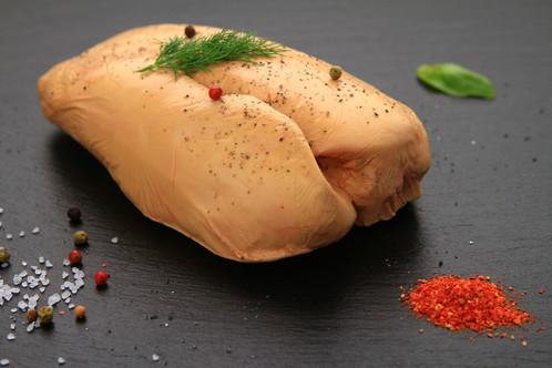 foie gras deveiné
