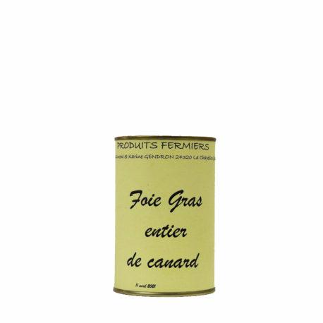 foie gras entier de canard